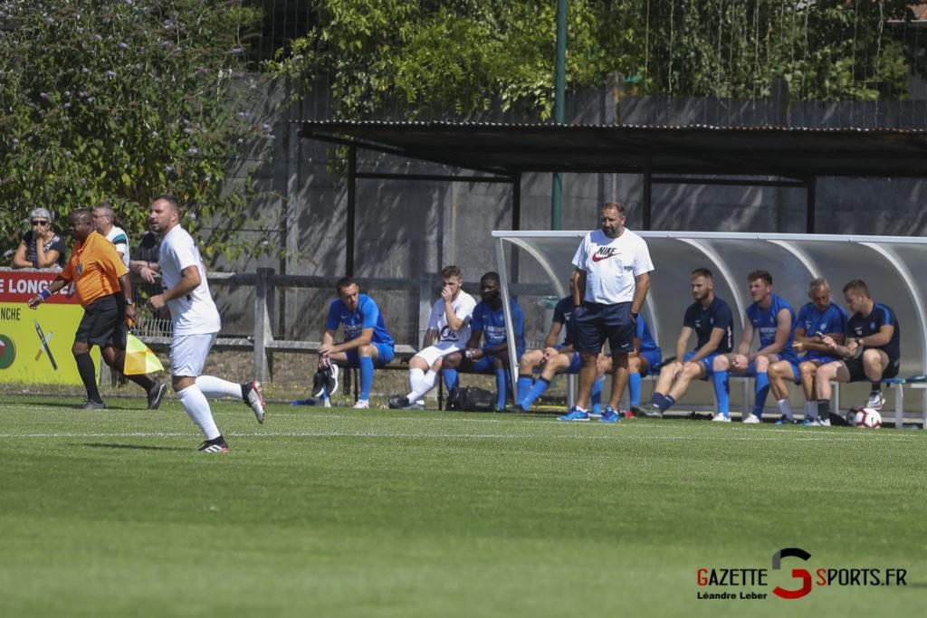 Amical Football Longueau Vs Reims 0003 Leandre Leber Gazettesports