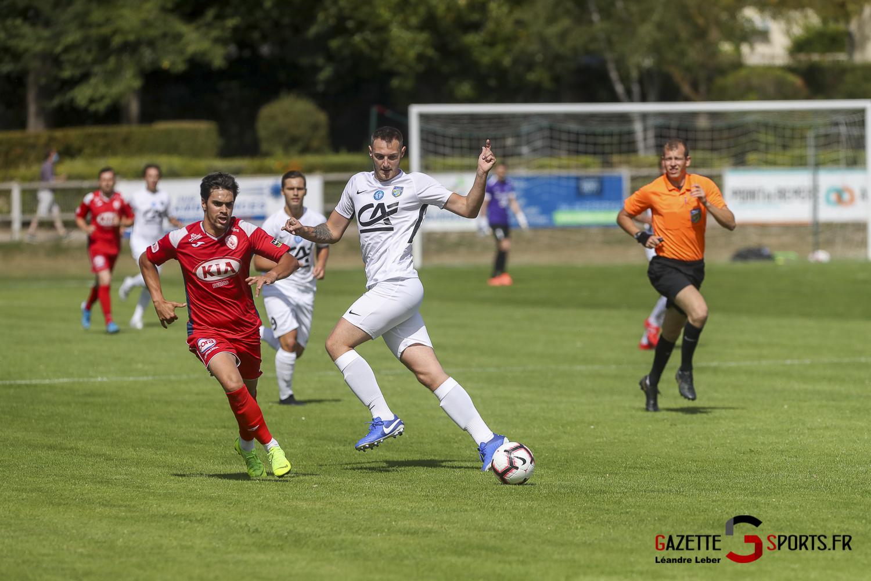 Amical Football Longueau Vs Reims 0004 Leandre Leber Gazettesports