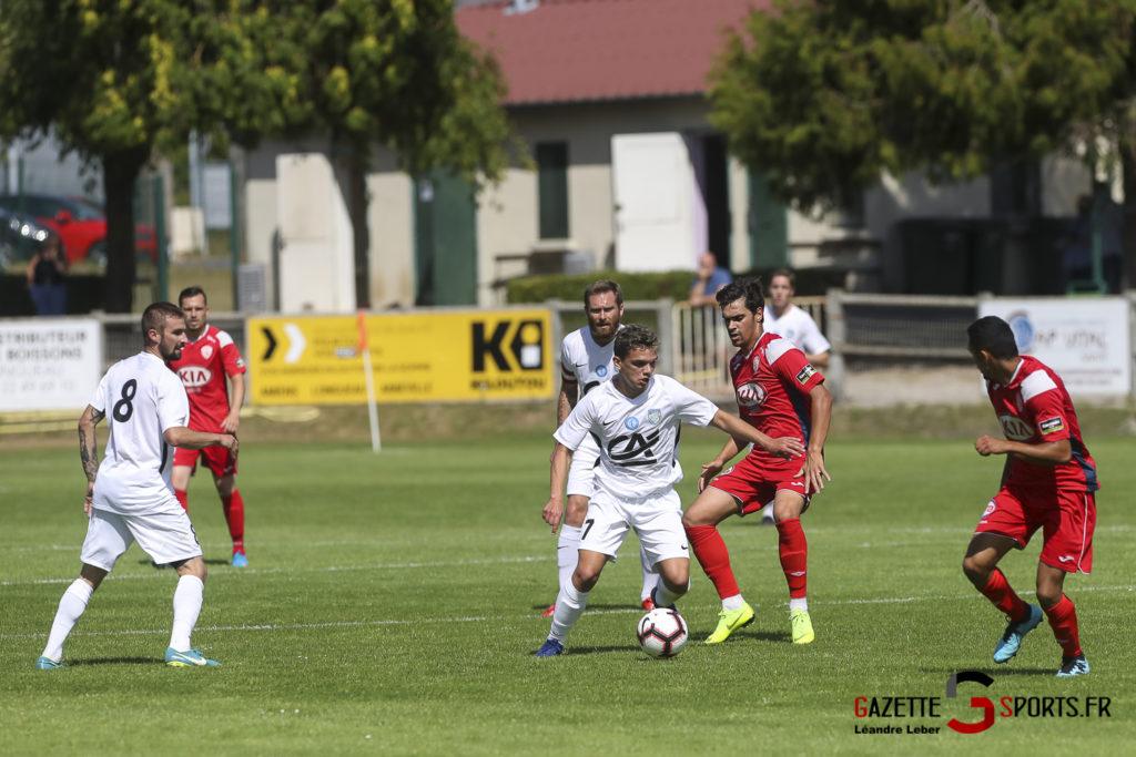 Amical Football Longueau Vs Reims 0005 Leandre Leber Gazettesports