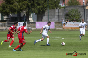 Amical Football Longueau Vs Reims 0006 Leandre Leber Gazettesports