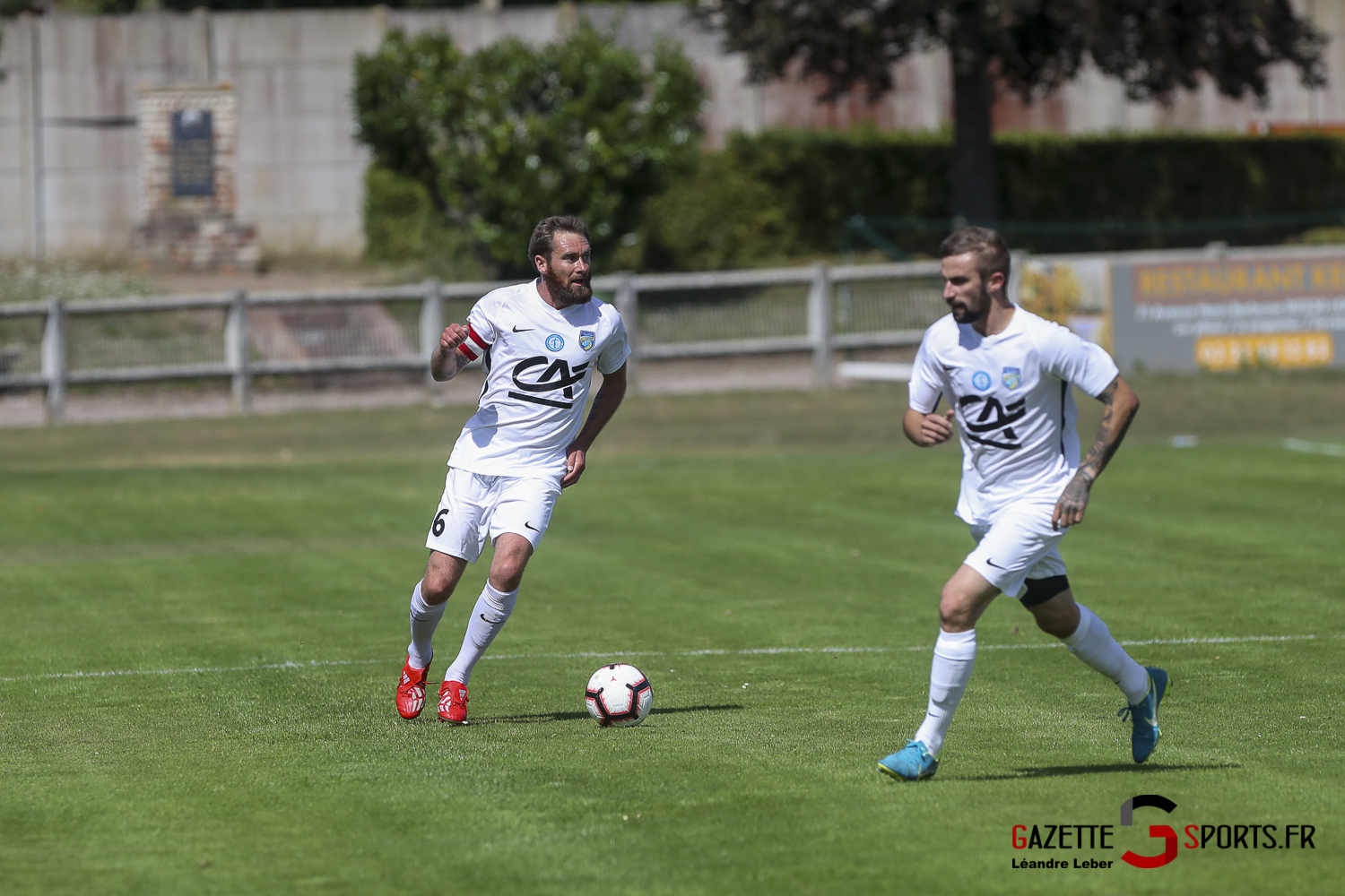 Amical Football Longueau Vs Reims 0007 Leandre Leber Gazettesports