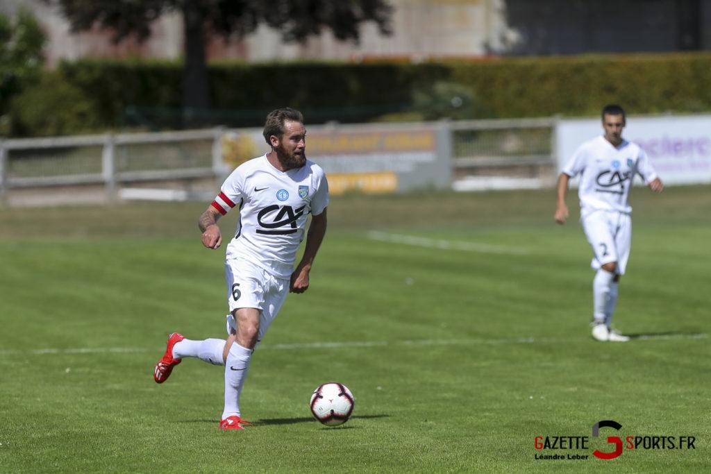 Amical Football Longueau Vs Reims 0008 Leandre Leber Gazettesports