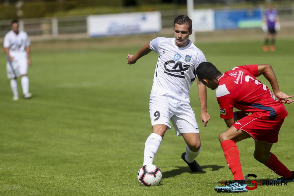 Amical Football Longueau Vs Reims 0009 Leandre Leber Gazettesports