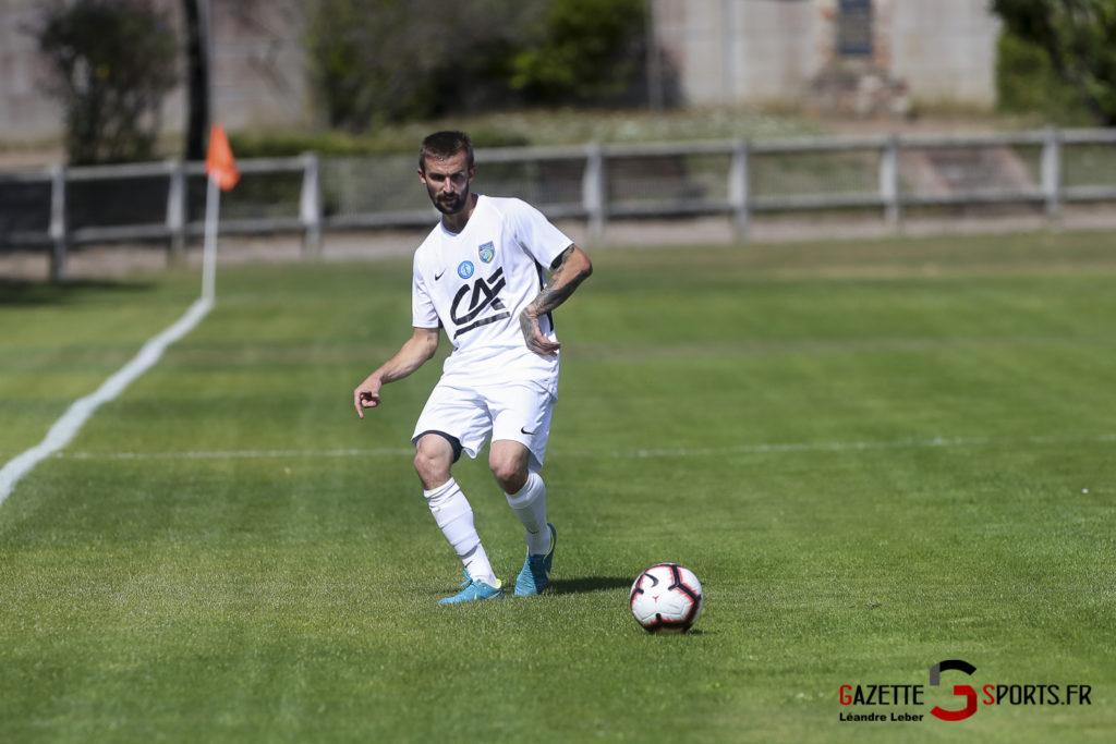 Amical Football Longueau Vs Reims 0010 Leandre Leber Gazettesports