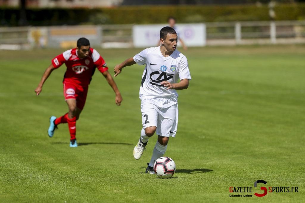 Amical Football Longueau Vs Reims 0011 Leandre Leber Gazettesports