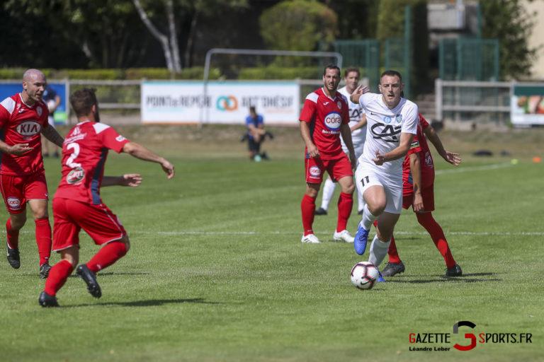 Amical Football Longueau Vs Reims 0012 Leandre Leber Gazettesports
