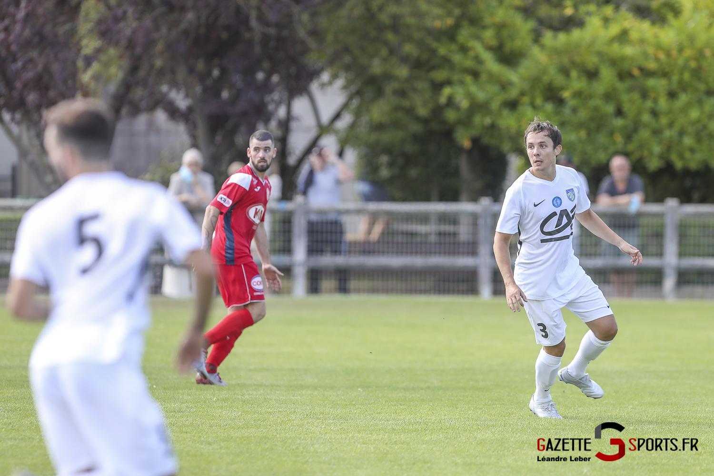 Amical Football Longueau Vs Reims 0016 Leandre Leber Gazettesports
