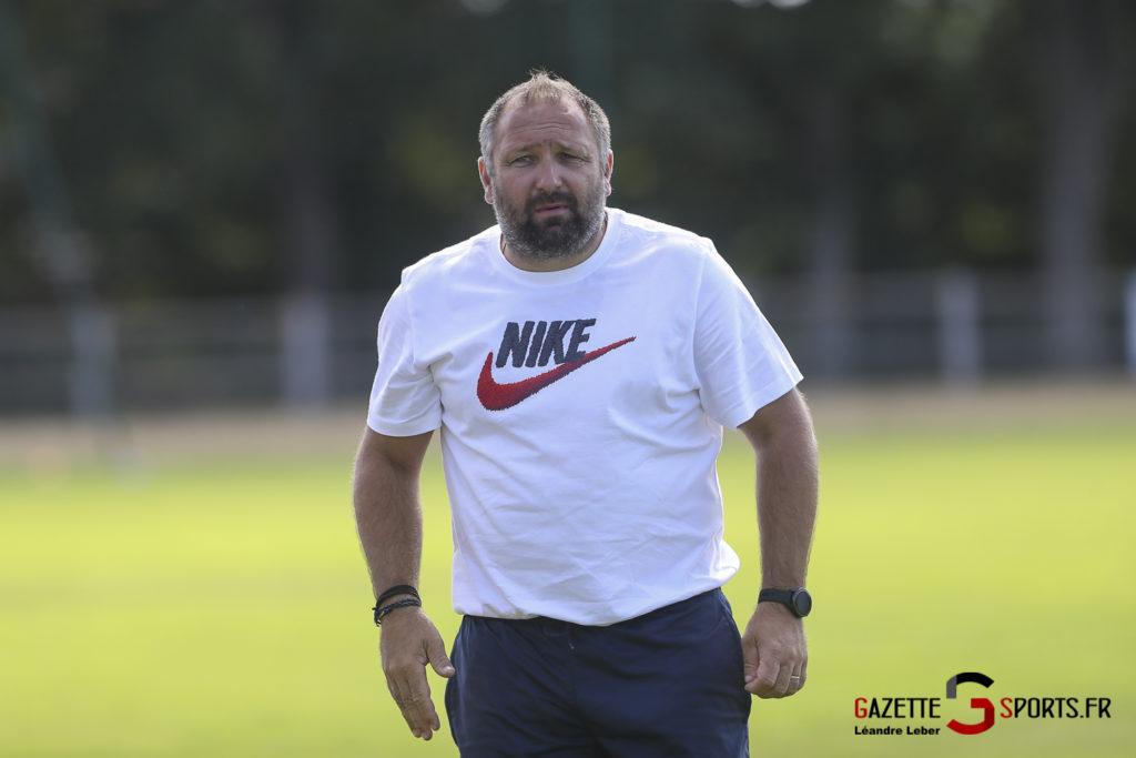 Amical Football Longueau Vs Reims 0018 Leandre Leber Gazettesports