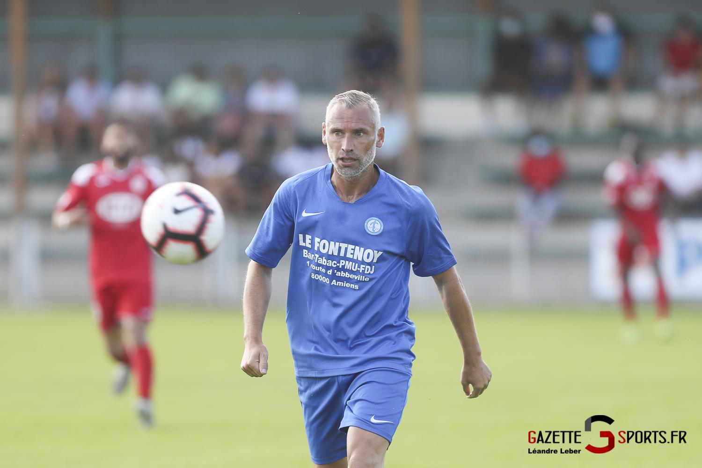 Amical Football Longueau Vs Reims 0020 Leandre Leber Gazettesports