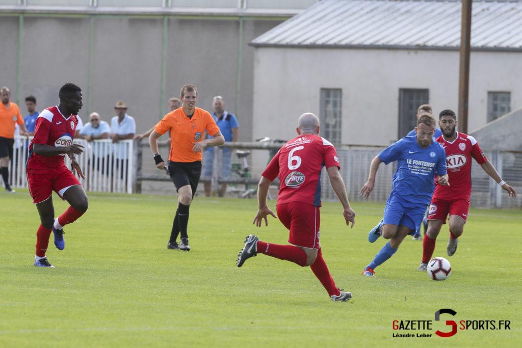 Amical Football Longueau Vs Reims 0021 Leandre Leber Gazettesports