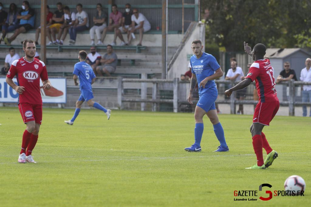 Amical Football Longueau Vs Reims 0022 Leandre Leber Gazettesports