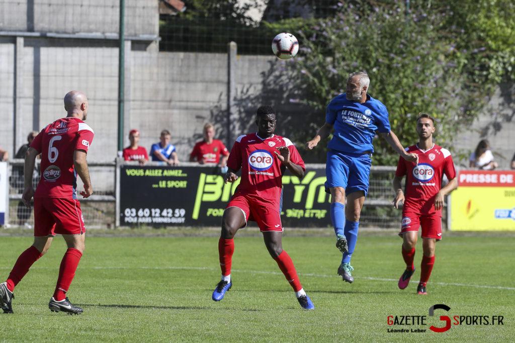 Amical Football Longueau Vs Reims 0024 Leandre Leber Gazettesports