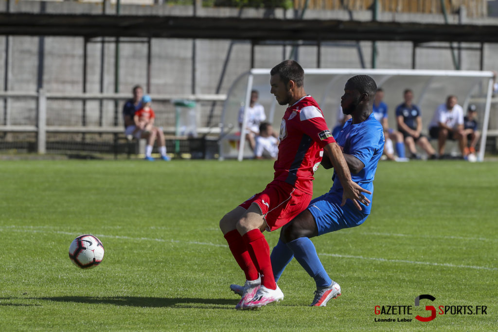Amical Football Longueau Vs Reims 0025 Leandre Leber Gazettesports