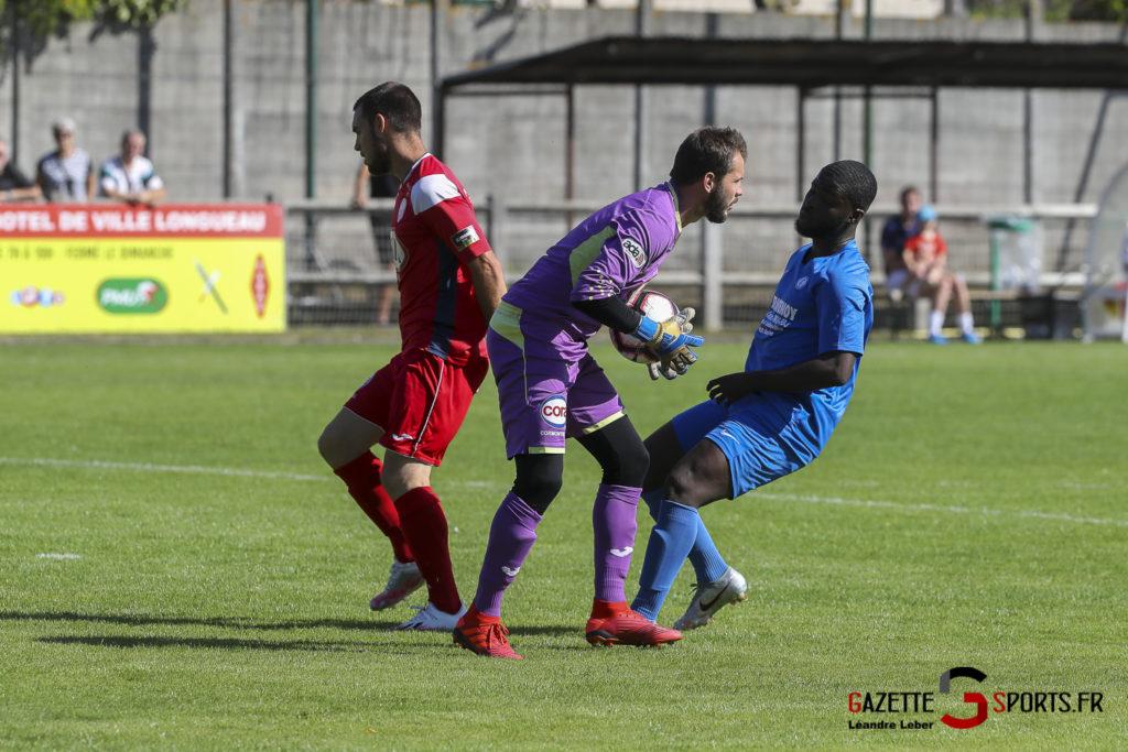 Amical Football Longueau Vs Reims 0026 Leandre Leber Gazettesports