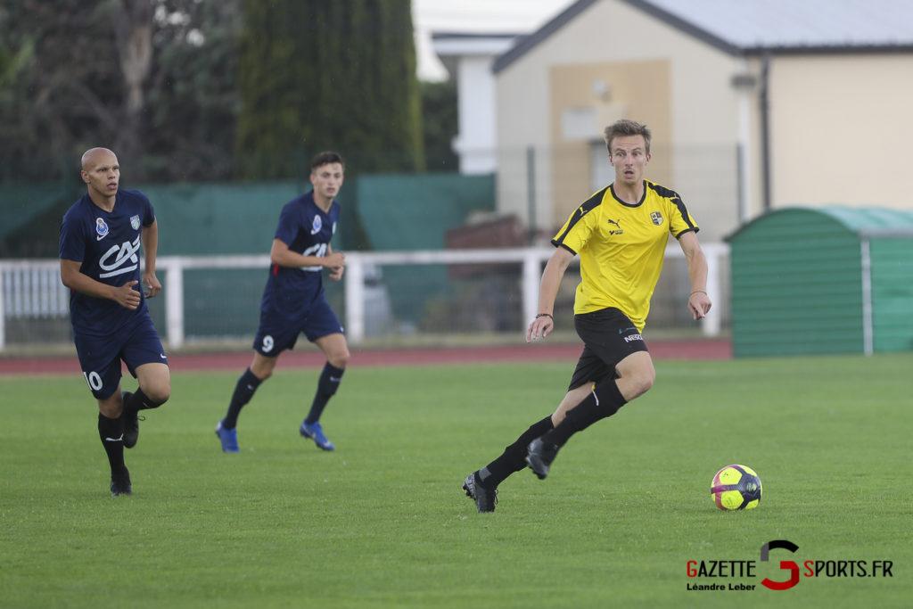 Foot Amical Camon Vs Portugais D Amiens 0003 Leandre Leber Gazettesports