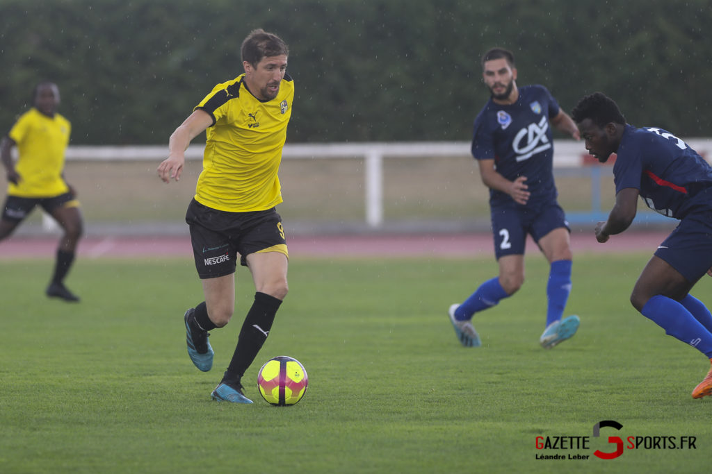 Foot Amical Camon Vs Portugais D Amiens 0006 Leandre Leber Gazettesports
