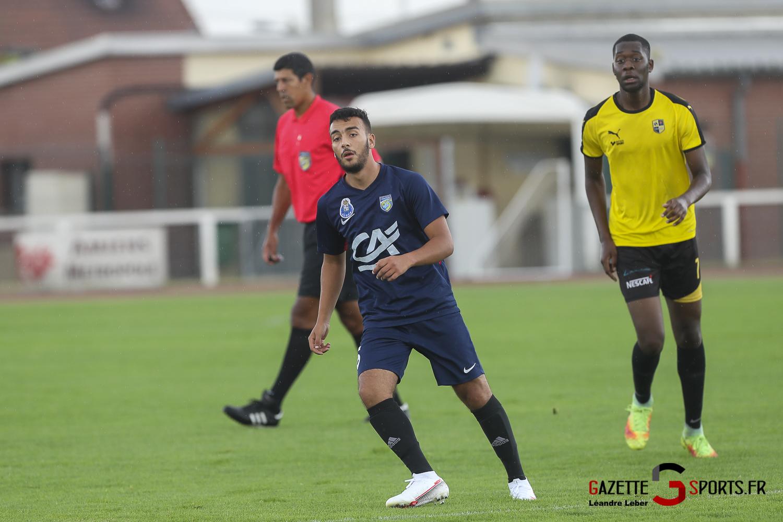 Foot Amical Camon Vs Portugais D Amiens 0009 Leandre Leber Gazettesports