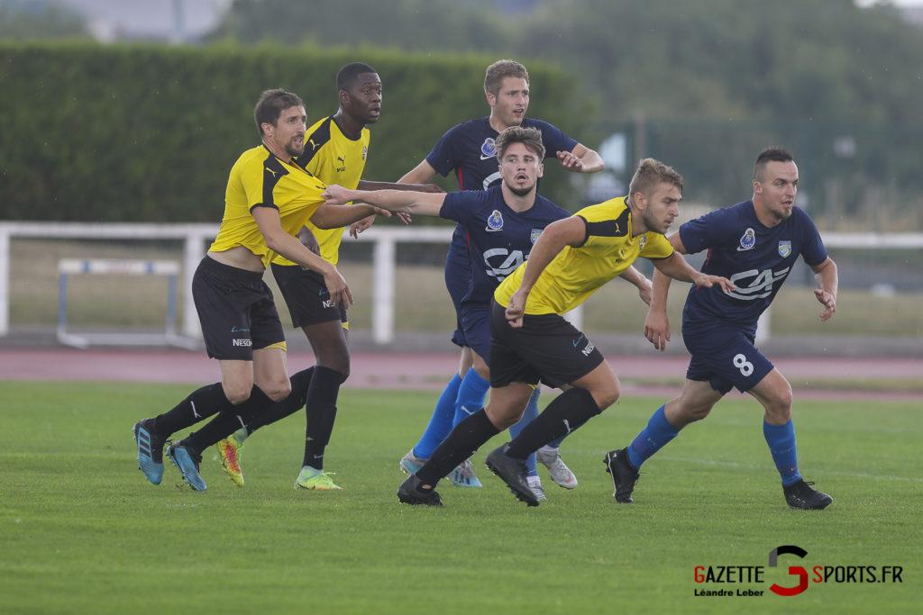 Foot Amical Camon Vs Portugais D Amiens 0014 Leandre Leber Gazettesports