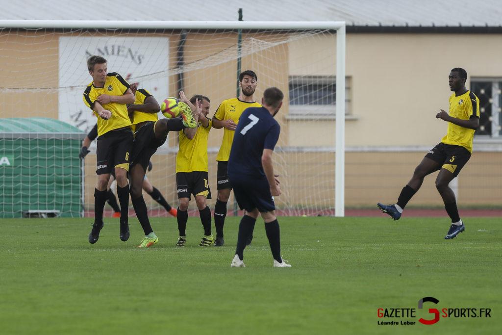 Foot Amical Camon Vs Portugais D Amiens 0017 Leandre Leber Gazettesports