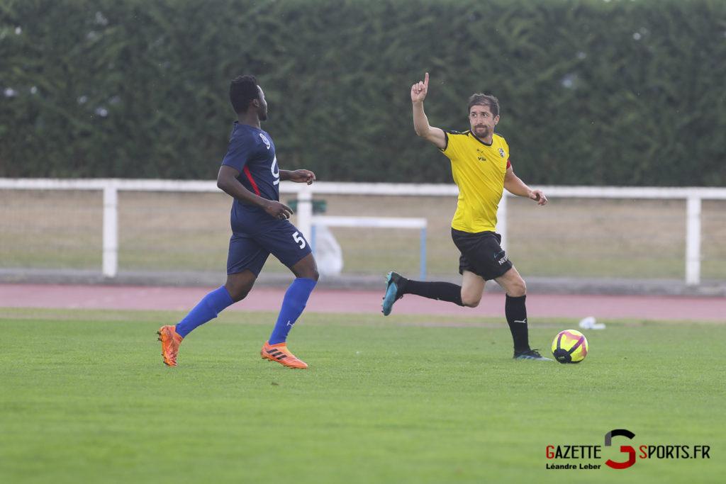Foot Amical Camon Vs Portugais D Amiens 0018 Leandre Leber Gazettesports