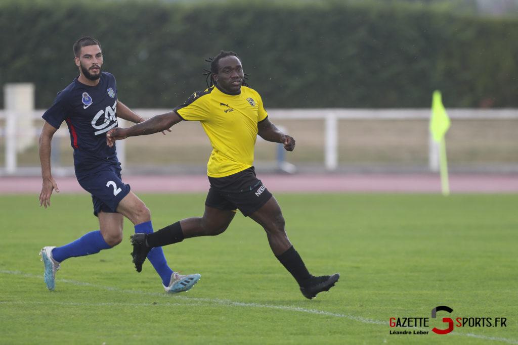 Foot Amical Camon Vs Portugais D Amiens 0019 Leandre Leber Gazettesports