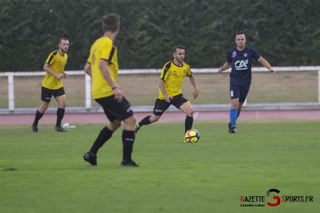 Foot Amical Camon Vs Portugais D Amiens 0029 Leandre Leber Gazettesports