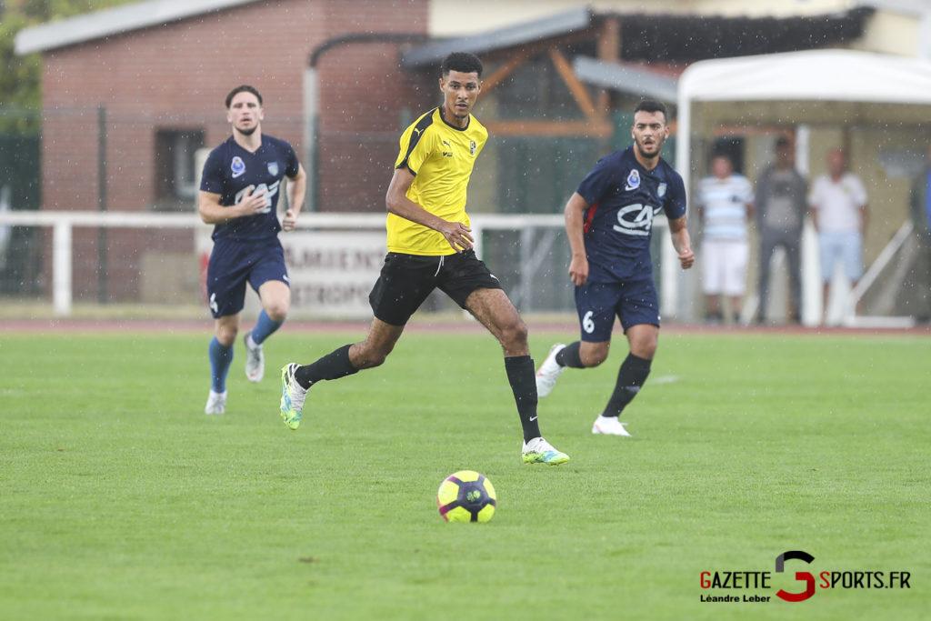 Foot Amical Camon Vs Portugais D Amiens 0030 Leandre Leber Gazettesports