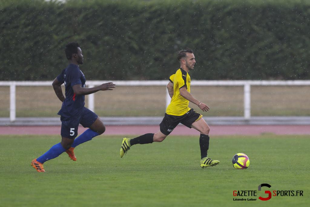 Foot Amical Camon Vs Portugais D Amiens 0031 Leandre Leber Gazettesports
