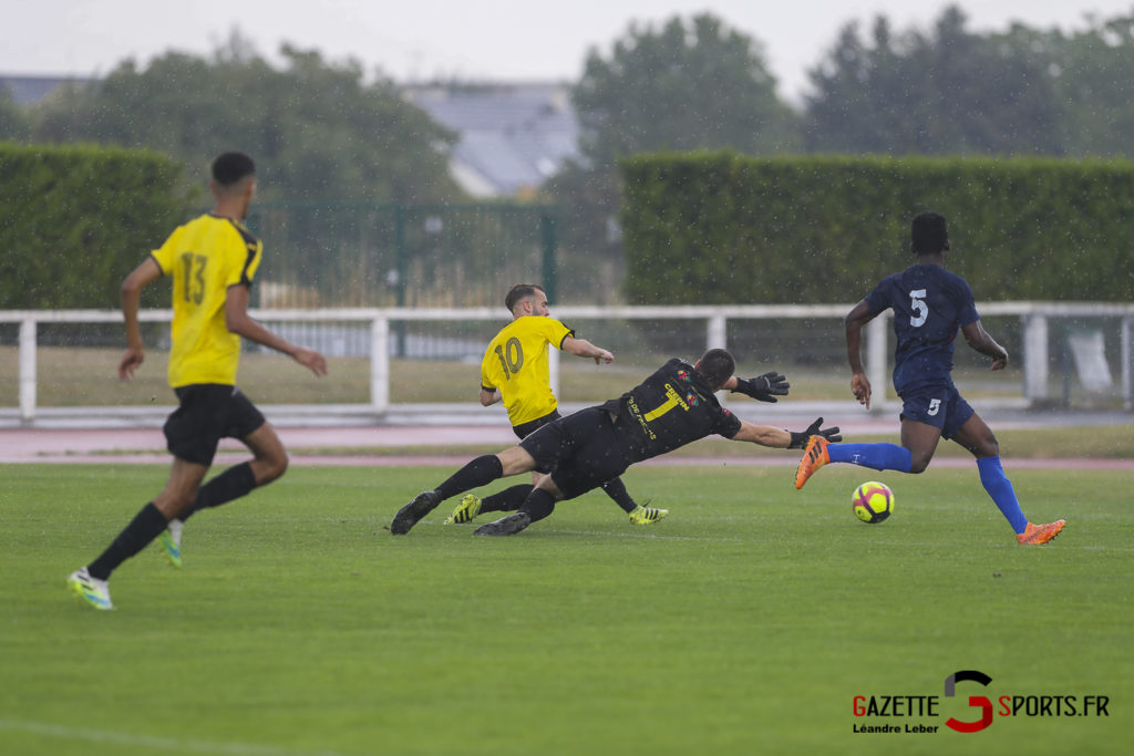 Foot Amical Camon Vs Portugais D Amiens 0032 Leandre Leber Gazettesports