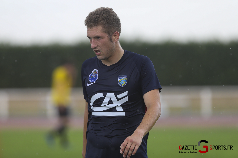 Foot Amical Camon Vs Portugais D Amiens 0033 Leandre Leber Gazettesports