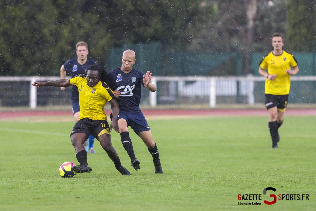 Foot Amical Camon Vs Portugais D Amiens 0034 Leandre Leber Gazettesports