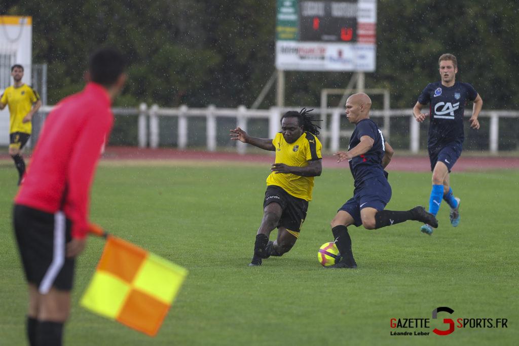 Foot Amical Camon Vs Portugais D Amiens 0035 Leandre Leber Gazettesports