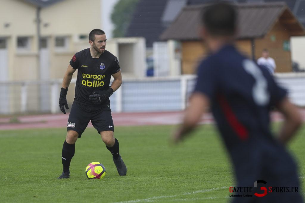 Foot Amical Camon Vs Portugais D Amiens 0041 Leandre Leber Gazettesports