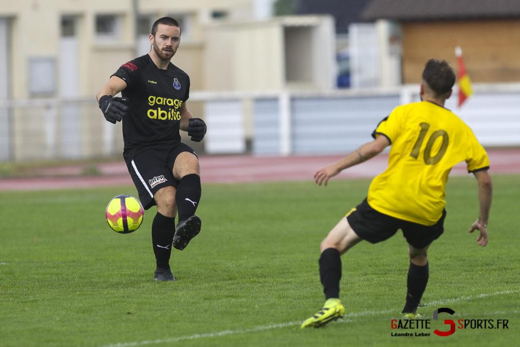 Foot Amical Camon Vs Portugais D Amiens 0042 Leandre Leber Gazettesports