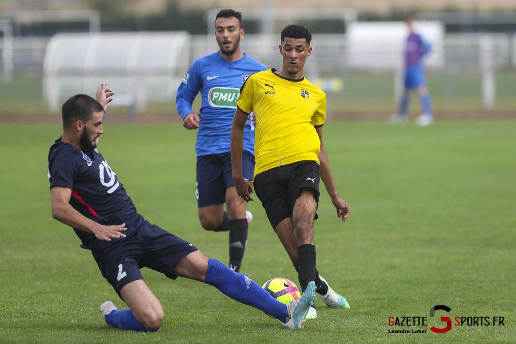 Foot Amical Camon Vs Portugais D Amiens 0047 Leandre Leber Gazettesports