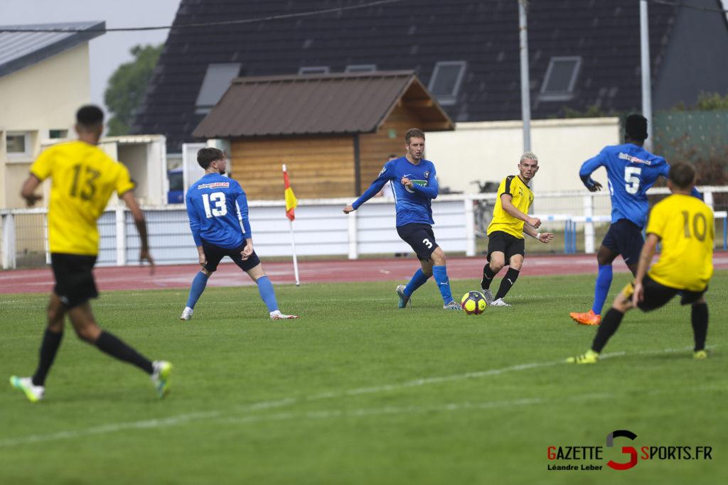 Foot Amical Camon Vs Portugais D Amiens 0050 Leandre Leber Gazettesports