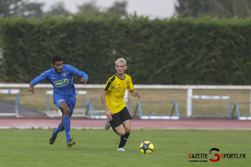 Foot Amical Camon Vs Portugais D Amiens 0051 Leandre Leber Gazettesports