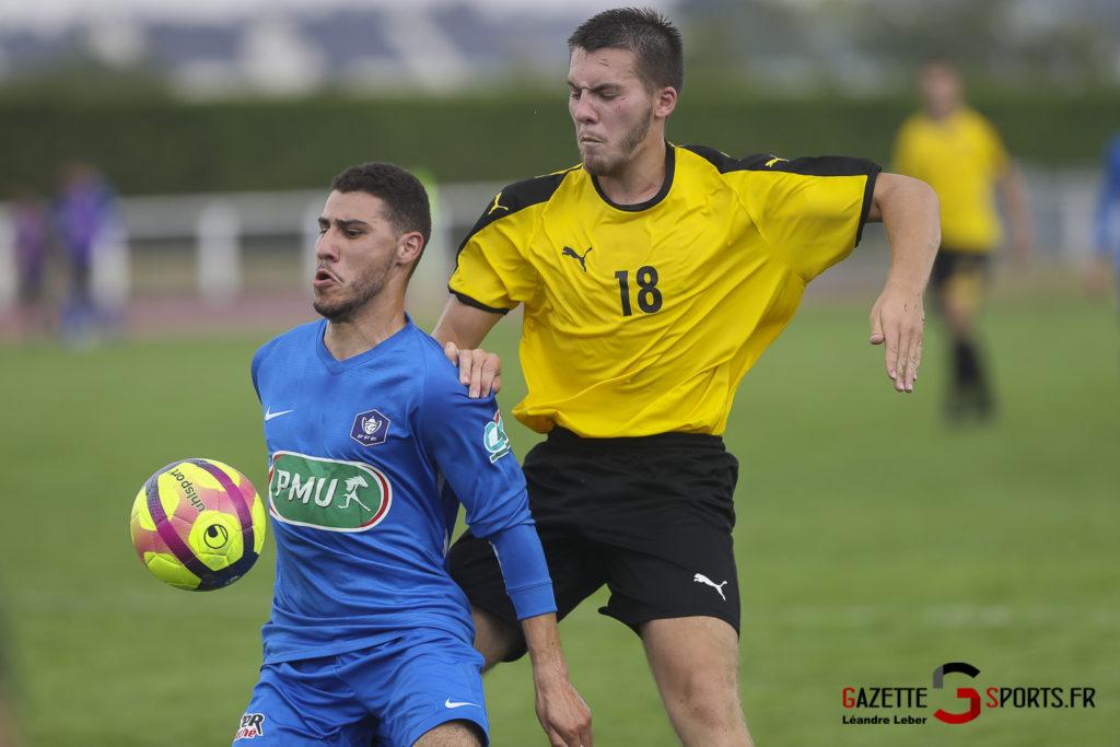 Foot Amical Camon Vs Portugais D Amiens 0053 Leandre Leber Gazettesports