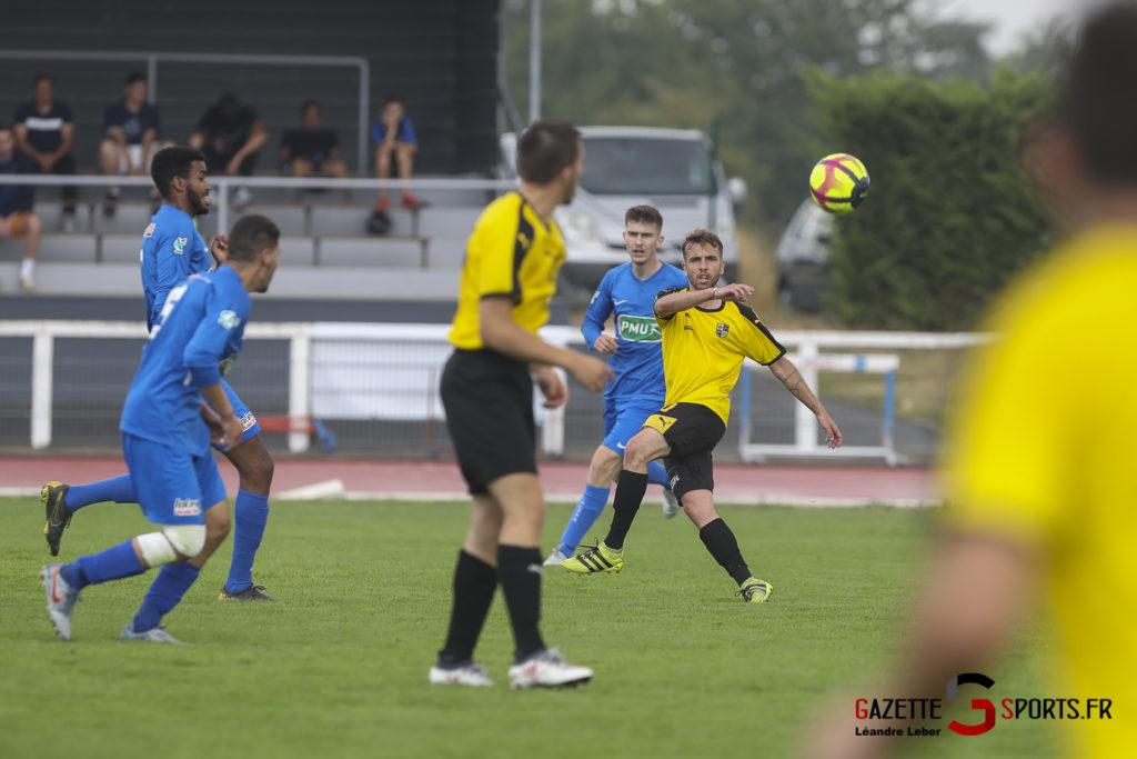 Foot Amical Camon Vs Portugais D Amiens 0054 Leandre Leber Gazettesports