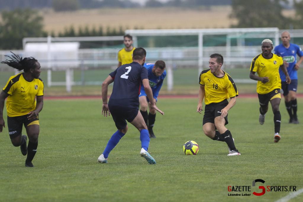 Foot Amical Camon Vs Portugais D Amiens 0056 Leandre Leber Gazettesports