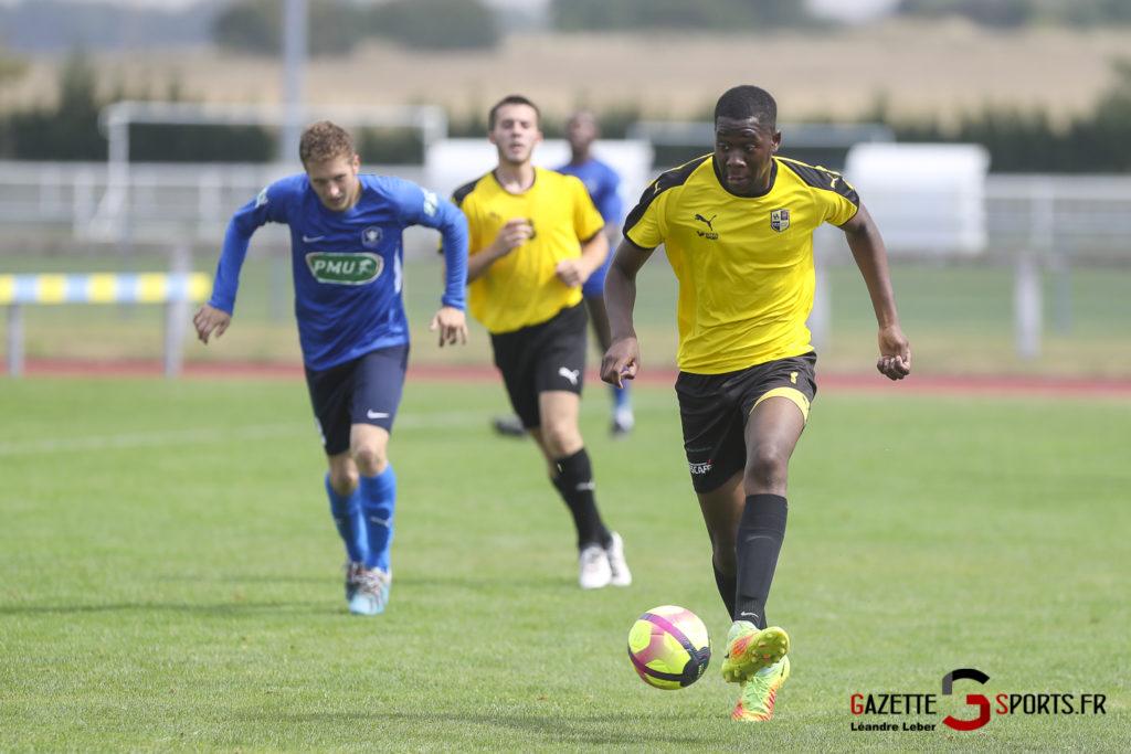 Foot Amical Camon Vs Portugais D Amiens 0058 Leandre Leber Gazettesports