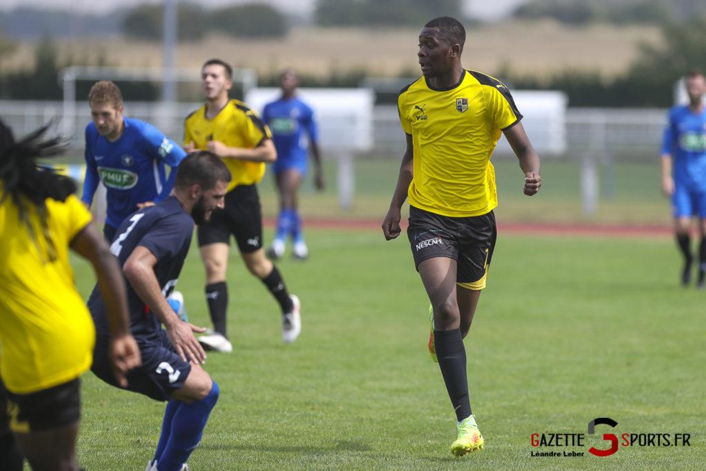 Foot Amical Camon Vs Portugais D Amiens 0059 Leandre Leber Gazettesports
