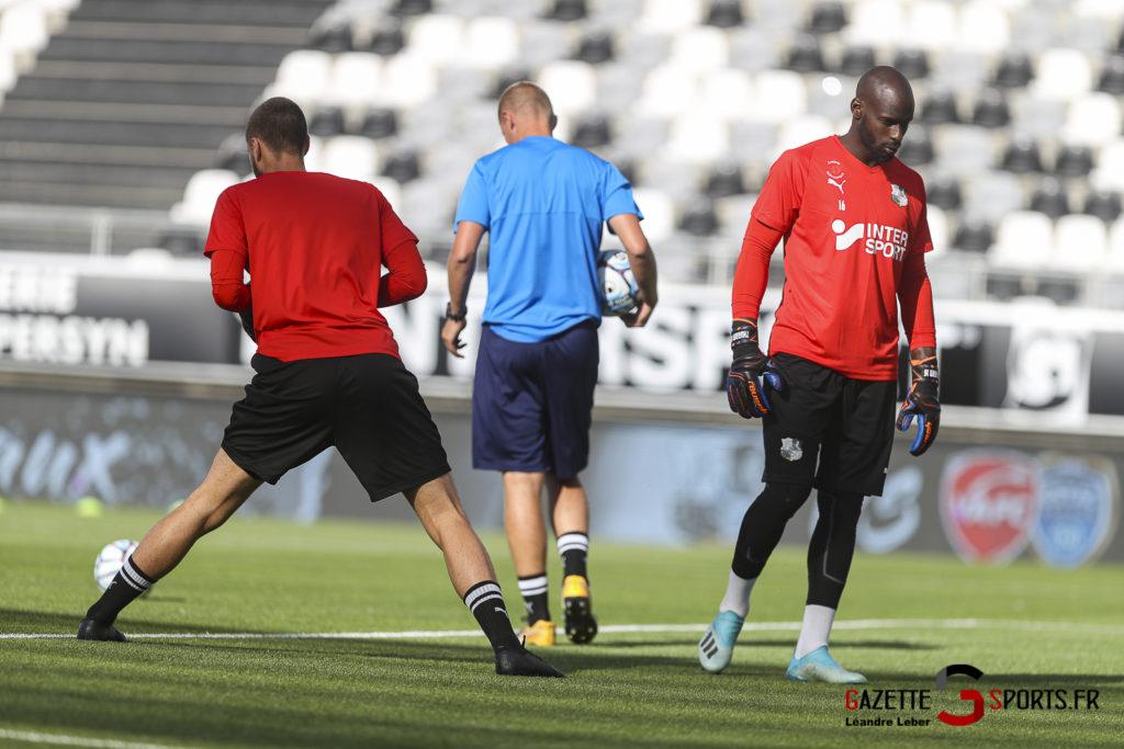 Football Amical Amiens Sc Vs Chambly 0002 Leandre Leber Gazettesports