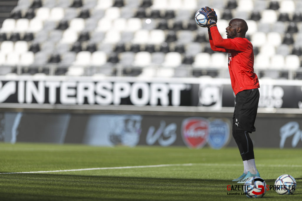 Football Amical Amiens Sc Vs Chambly 0003 Leandre Leber Gazettesports