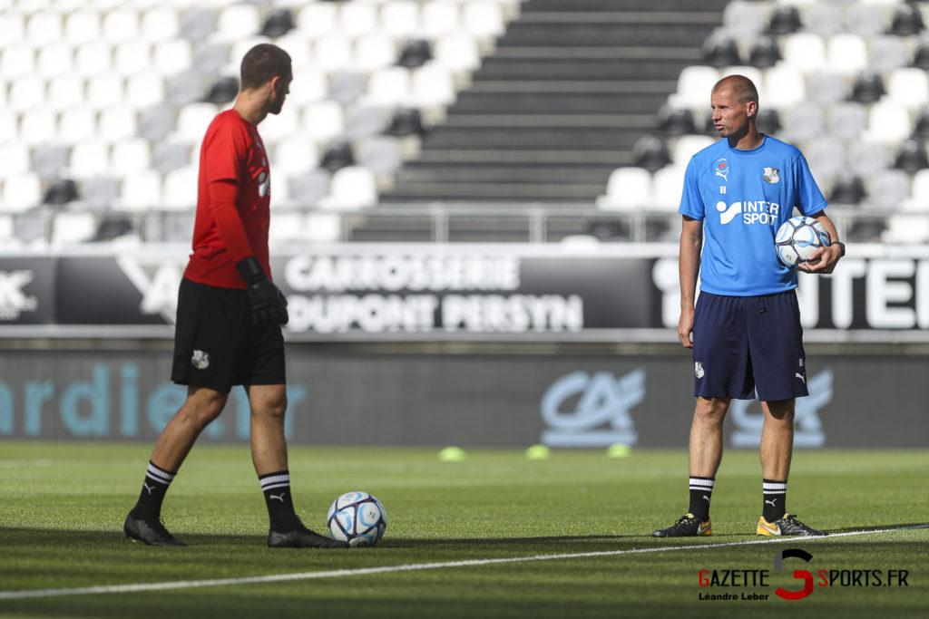 Football Amical Amiens Sc Vs Chambly 0004 Leandre Leber Gazettesports