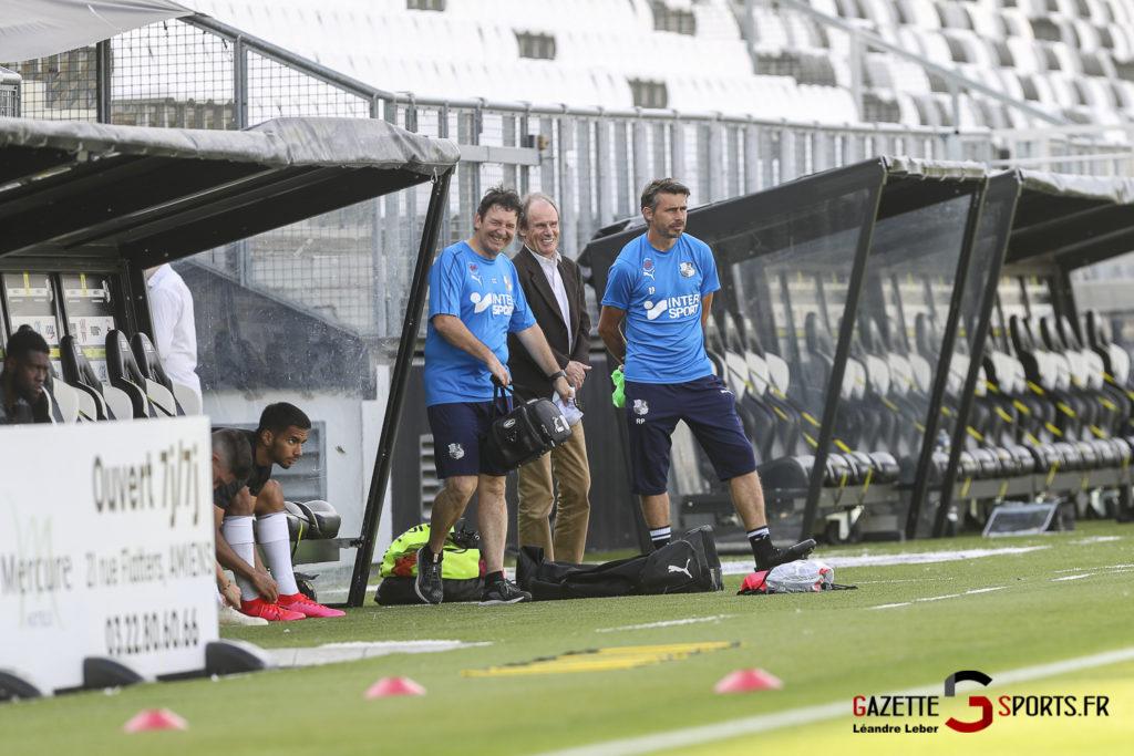 Football Amical Amiens Sc Vs Chambly 0008 Leandre Leber Gazettesports
