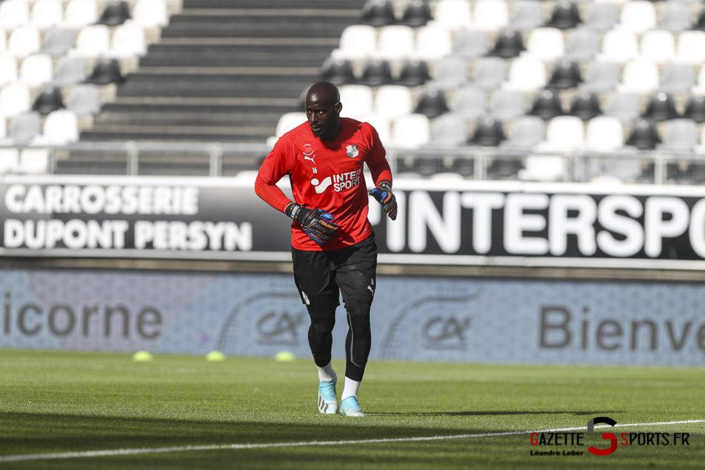 Football Amical Amiens Sc Vs Chambly 0009 Leandre Leber Gazettesports