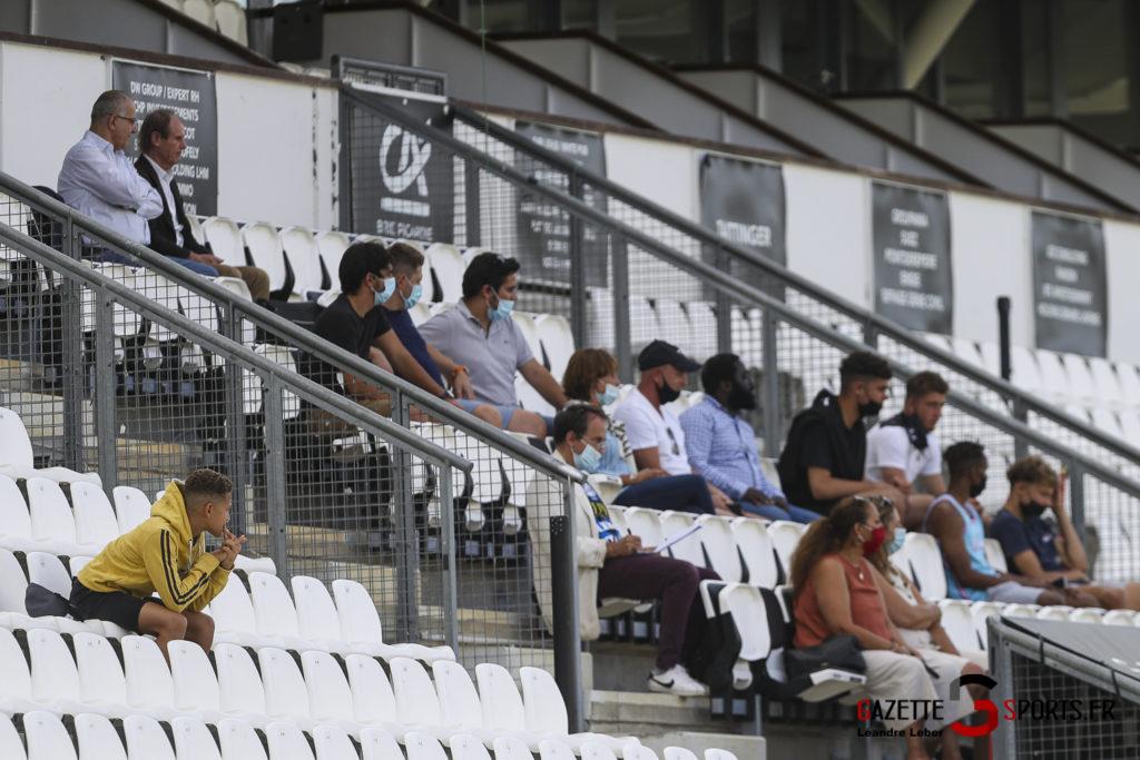Football Amical Amiens Sc Vs Chambly 0018 Leandre Leber Gazettesports