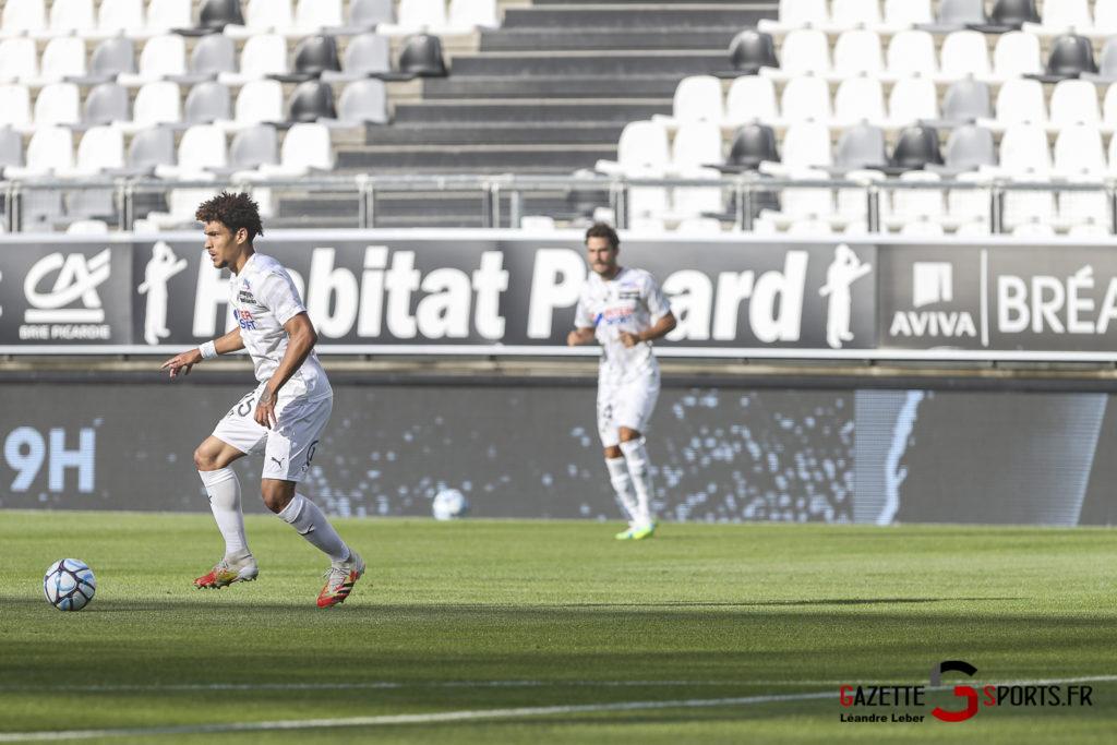 Football Amical Amiens Sc Vs Chambly 0020 Leandre Leber Gazettesports