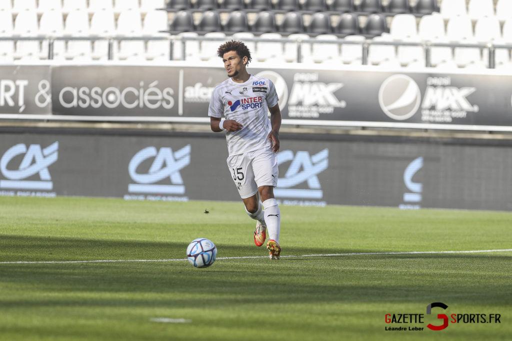 Football Amical Amiens Sc Vs Chambly 0023 Leandre Leber Gazettesports